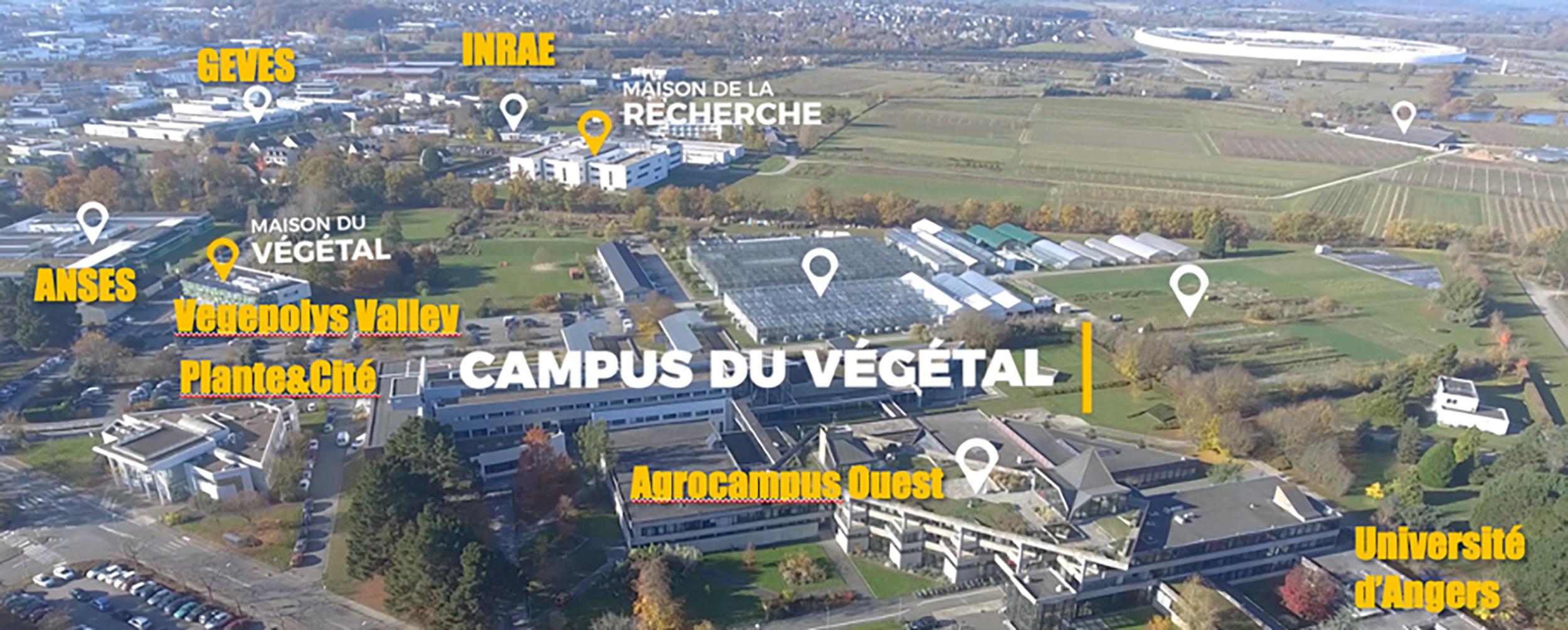 Campus du Végétal angevin