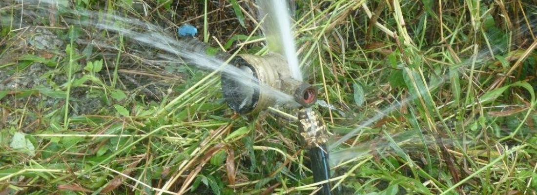 illustration Guide pour réduire les pertes d'eau potable