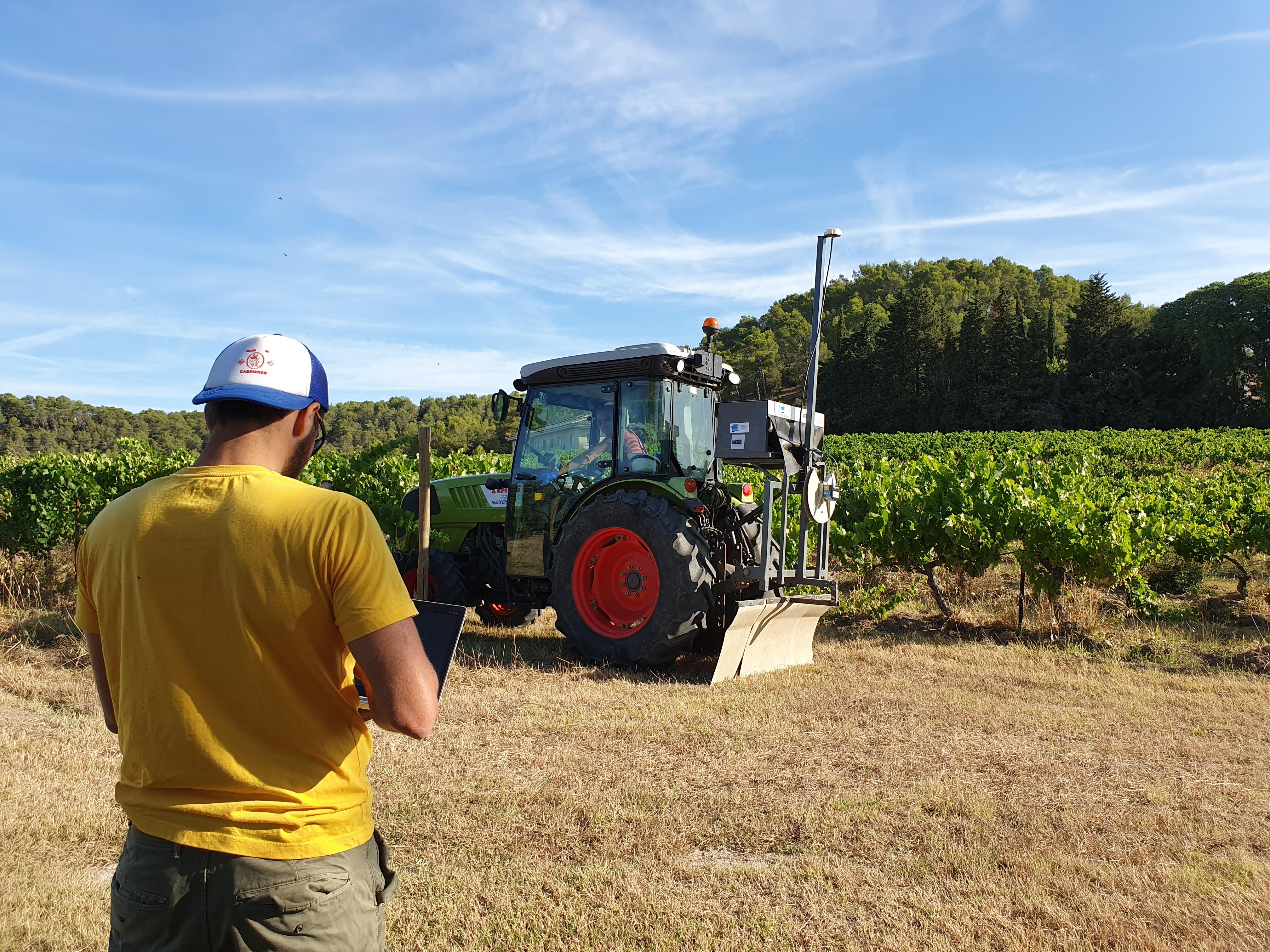 OccitANum : le Living Lab Agroécologie Numérique en Occitanie, lauréat de l'appel à projets « Territoires d'Innovation »