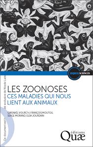 Lien vers la page de parution de l'ouvrage zoonoses ces maladies qui nous lient aux animaux