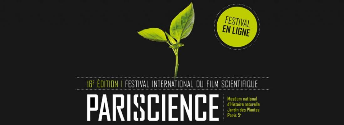 illustration PARISCIENCE 2020 : une sélection exceptionnelle de films de sciences s'invite sur vos écrans