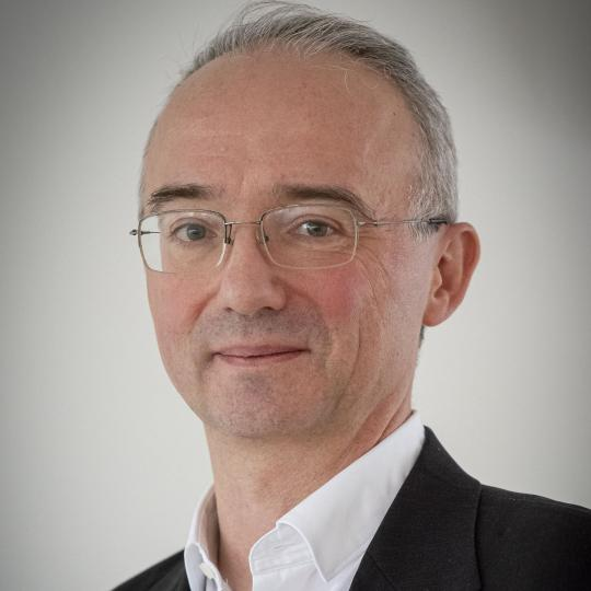 illustration Patrick Flammarion, Deputy Director General of Expertise and Support for Public Policy