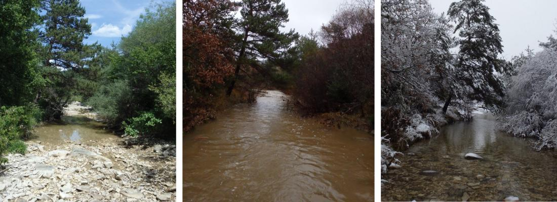 illustration Lancement d'une campagne d'observation des rivières intermittentes à l'échelle européenne