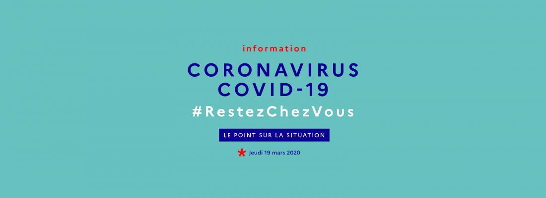 illustration Coronavirus : le dispositif de crise INRAE face à l'épidémie Covid-19 est en application